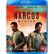 Produktbilde for Narcos: Mexico - Sesong 1 (UK-import) (BLU-RAY)