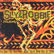 Produktbilde for Sly & Robbie + Friends (UK-import) (CD)