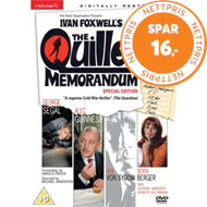 Produktbilde for The Quiller Memorandum (UK-import) (DVD)