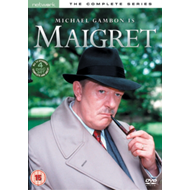 Produktbilde for Maigret - Den Komplette Serien (UK-import) (DVD)