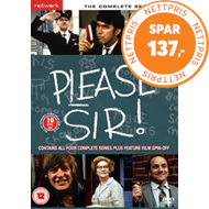 Produktbilde for Please Sir - The Complete Series (UK-import) (DVD)