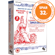 Produktbilde for The New (Incomplete) Complete And Utter History Of Britain (UK-import) (Blu-ray + DVD)