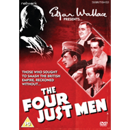 Produktbilde for The Four Just Men (UK-import) (DVD)