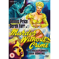 Produktbilde for Murder Without Crime (UK-import) (DVD)
