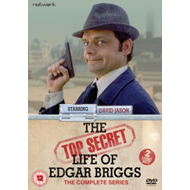 Produktbilde for The Top Secret Life Of Edgar Briggs - The Complete Series (UK-import) (DVD)