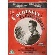 Produktbilde for The Courtneys Of Curzon Street (UK-import) (DVD)