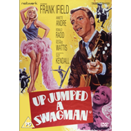 Produktbilde for Up Jumped A Swagman (UK-import) (DVD)