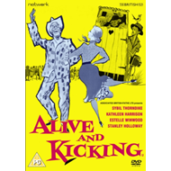 Produktbilde for Alive And Kicking (UK-import) (DVD)