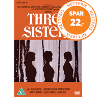 Produktbilde for The Three Sisters (UK-import) (DVD)