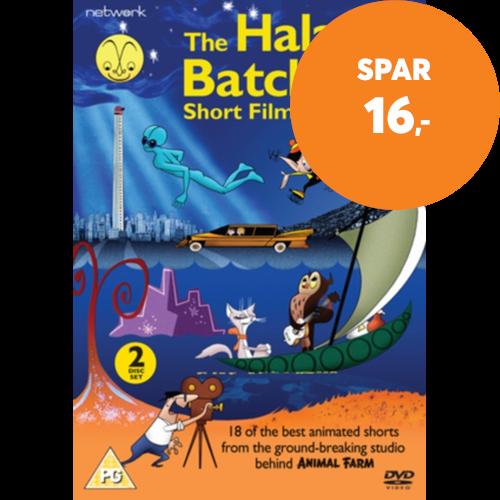 The Halas Batchelor Short Film Collection Uk Import Dvd