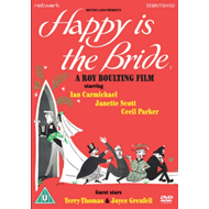 Produktbilde for Happy Is The Bride (UK-import) (DVD)