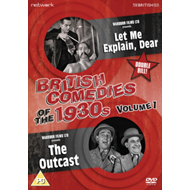 Produktbilde for British Comedies Of The 1930s - Volume One (UK-import) (DVD)