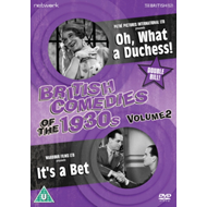 Produktbilde for British Comedies Of The 1930s - Volume 2 (UK-import) (DVD)