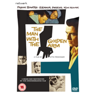 Produktbilde for The Man With The Golden Arm (UK-import) (DVD)