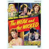 Produktbilde for The Weak And The Wicked (UK-import) (DVD)
