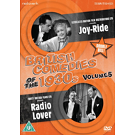 Produktbilde for British Comedies Of The 1930s - Vol. 5 (UK-import) (DVD)
