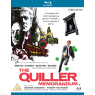 Produktbilde for The Quiller Memorandum (UK-import) (BLU-RAY)