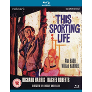 Produktbilde for This Sporting Life (UK-import) (BLU-RAY)