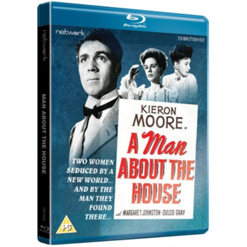 A Man About The House (UK-import) (BLU-RAY)