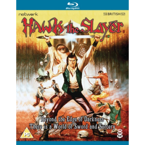 Hawk The Slayer (UK-import) (BLU-RAY)