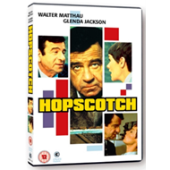 Produktbilde for Hopscotch (UK-import) (DVD)