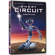 Produktbilde for Short Circuit (UK-import) (DVD)