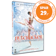 Produktbilde for The Nutcracker: The Motion Picture (UK-import) (DVD)