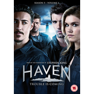Produktbilde for Haven - Sesong 5 Del 1 (UK-import) (DVD)
