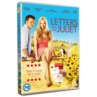 Produktbilde for Letters To Juliet (UK-import) (DVD)