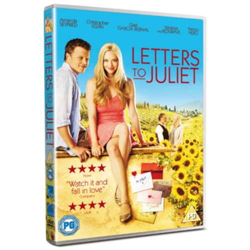 Letters To Juliet (UK-import) (DVD)
