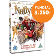 Produktbilde for Nativity! (UK-import) (DVD)