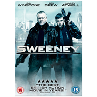 Produktbilde for The Sweeney (UK-import) (DVD)