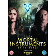 Produktbilde for The Mortal Instruments: City of Bones (UK-import) (DVD)