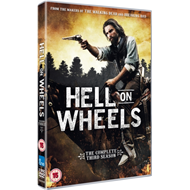 Produktbilde for Hell On Wheels - Sesong 3 (UK-import) (DVD)