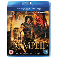 Produktbilde for Pompeii (UK-import) (Blu-ray 3D + Blu-ray)