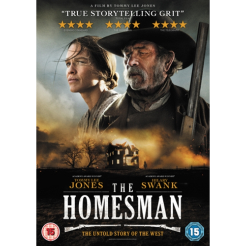 The Homesman (UK-import) (DVD)