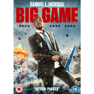 Produktbilde for Big Game (UK-import) (DVD)