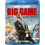 Produktbilde for Big Game (UK-import) (BLU-RAY)