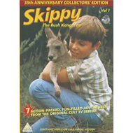 Produktbilde for Skippy The Bush Kangaroo - Vol.1 (UK-import) (DVD)