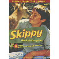 Produktbilde for Skippy The Bush Kangaroo - Vol. 2 (UK-import) (DVD)