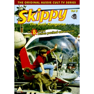 Produktbilde for Skippy The Bush Kangaroo - Vol. 5 (UK-import) (DVD)