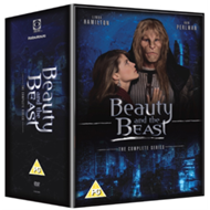 Produktbilde for Beauty & The Beast - The Complete Series (UK-import) (DVD)