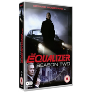 Produktbilde for The Equalizer - Sesong 2 (UK-import) (DVD)