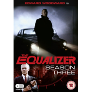 Produktbilde for The Equalizer - Sesong 3 (UK-import) (DVD)