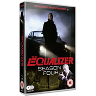 Produktbilde for The Equalizer - Sesong 4 (UK-import) (DVD)