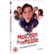 Produktbilde for Malcolm In The Middle - Sesong 1 (UK-import) (DVD)