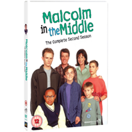 Produktbilde for Malcolm In The Middle - Sesong 2 (UK-import) (DVD)