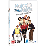 Produktbilde for Malcolm In The Middle - Sesong 3 (UK-import) (DVD)