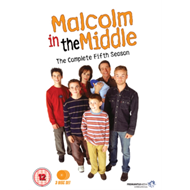 Produktbilde for Malcolm In The Middle - Sesong 5 (UK-import) (DVD)