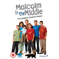 Produktbilde for Malcolm In The Middle - Sesong 7 (UK-import) (DVD)